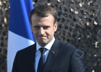 La cote de popularité d'Emmanuel Macron au plus bas