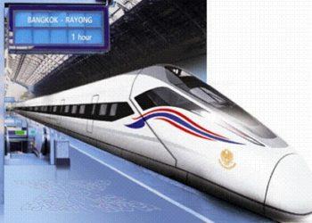 Des entreprises françaises veulent participer au TGV thaï