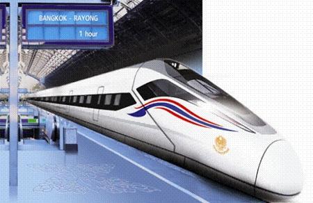 Des entreprises françaises ont l'intention de déposer une offre pour l'appel d'offres du TGV devant relier trois aéroports thaïlandais