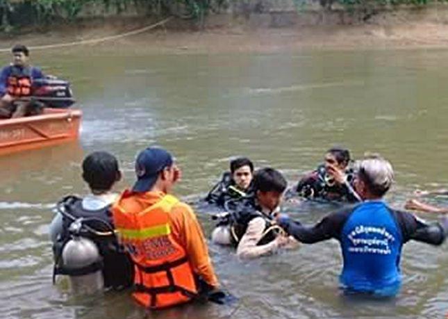 Un jeune homme est mort noyé après avoir sauvé deux jeunes garçons dans la province de Surat Thani