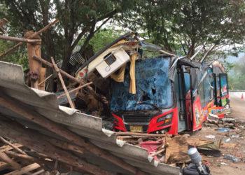 Korat : au moins 18 morts dans un terrible accident de car