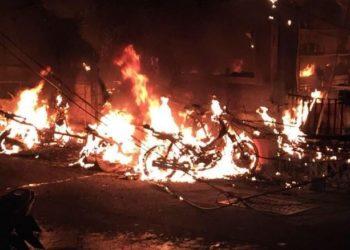 Pattaya : 2 touristes hospitalisés après un incendie