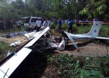 Phuket : 2 morts et 2 blessés dans le crash d'un petit avion