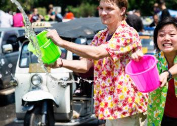 Songkran : 530.000 touristes étrangers attendus