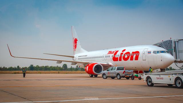 La compagnie aérienne Thai Lion Air propose depuis lundi un vol quotidien supplémentaire entre Jakarta et Bangkok
