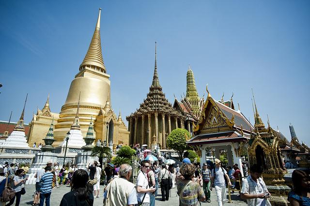 3,5 millions de touristes étrangers ont visité la Thaïlande au cours du mois de mars 2018