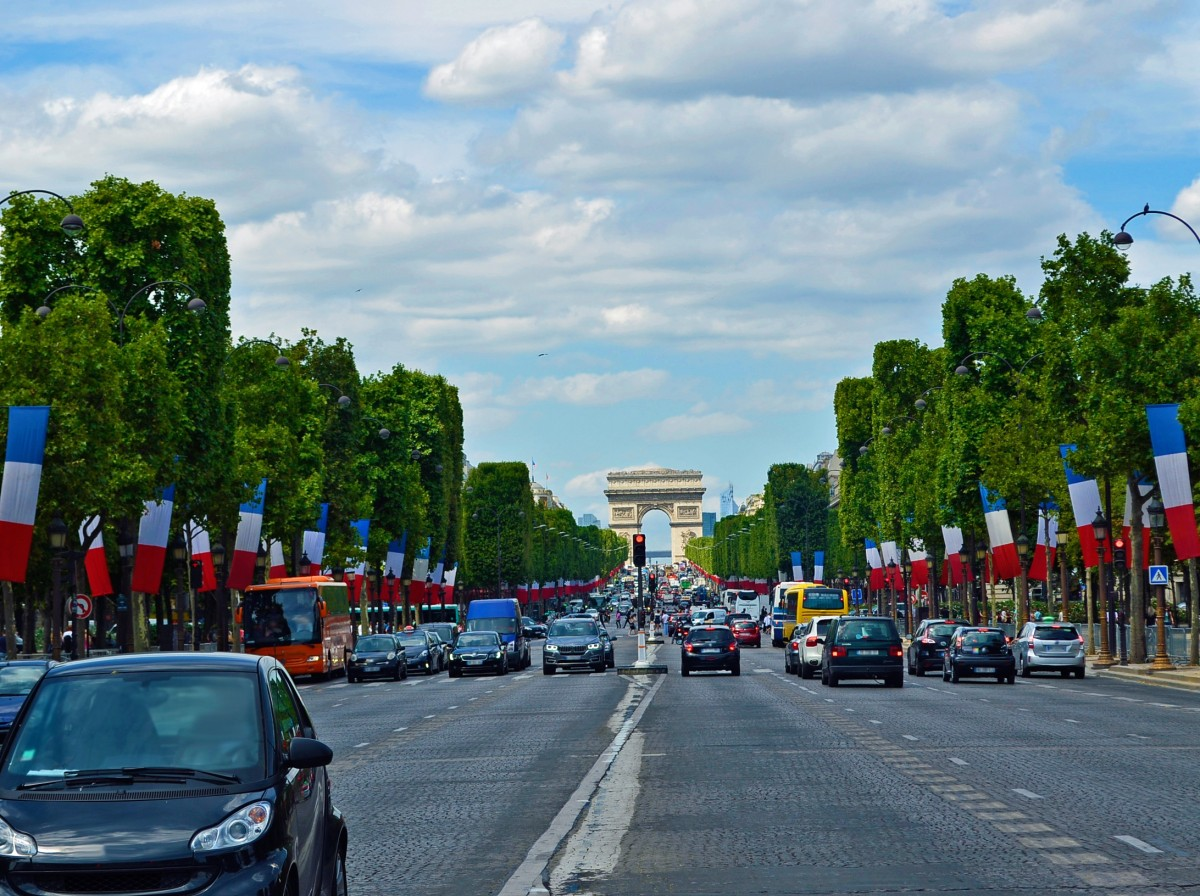 Le marché automobile français est satisfait du début d'année 2018