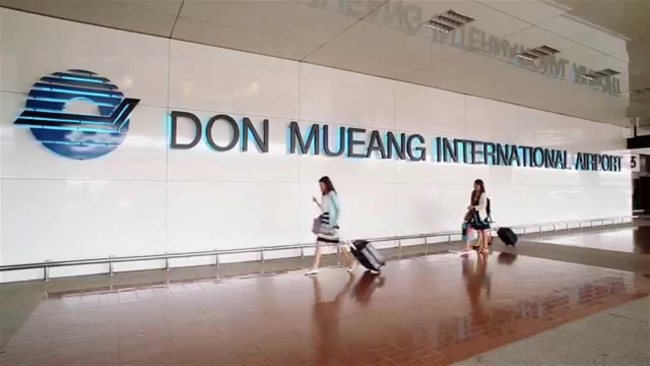 L'ancien terminal de l'aéroport de Bangkok Don Mueang devrait être démoli puis reconstruit, afin de répondre à la demande toujours croissante des passagers internationaux