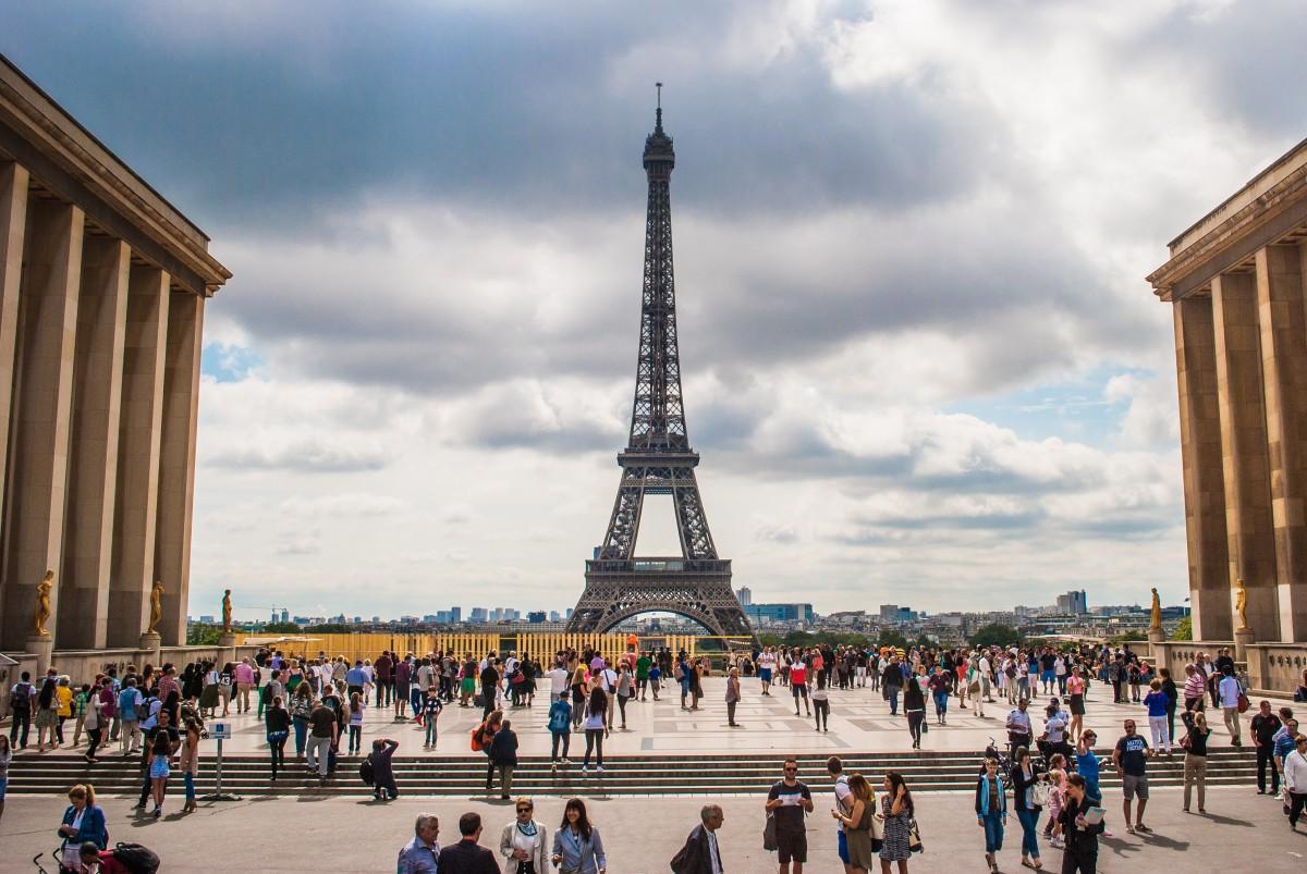 La fréquentation touristique en France a fortement augmenté en France lors de l'année 2017