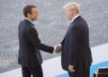 Macron s'apprête à effectuer la première visite officielle de la présidence Trump
