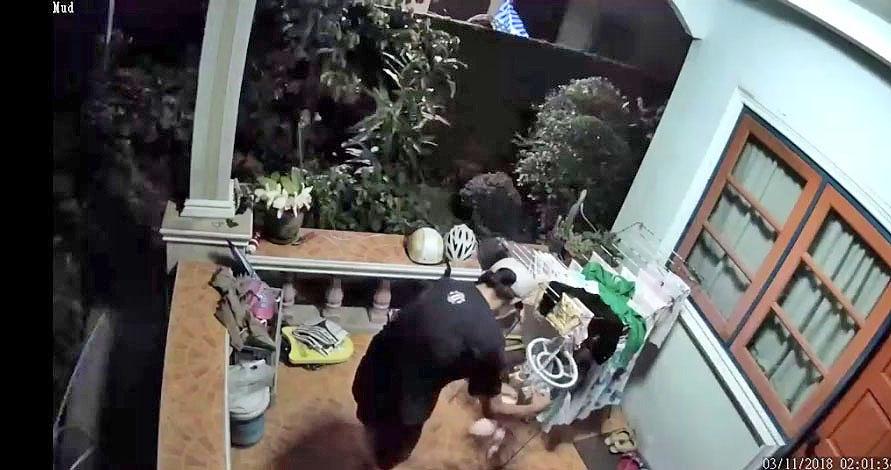 Sur l'île de Phuket, la police a arrêté un homme recherché depuis plusieurs semaines pour des vols de sous-vêtements