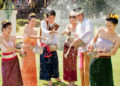 Songkran : des festivités organisées au Parc Lumphini