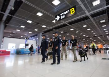 L'aéroport Suvarnabhumi de Bangkok prêt pour Songkran
