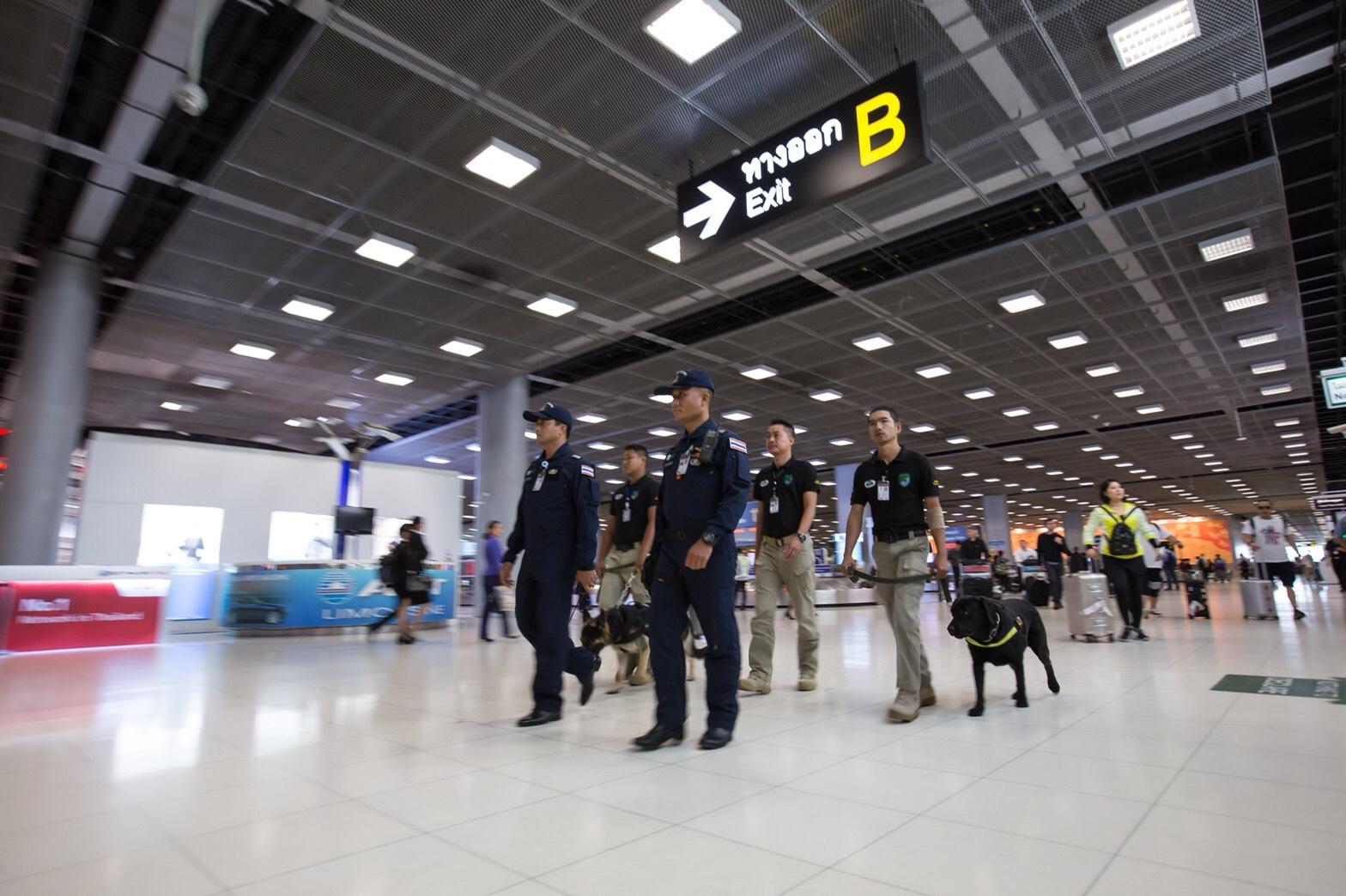 L'aéroport Suvarnabhumi de Bangkok se prépare à un afflux de passagers pendant les congés de Songkran