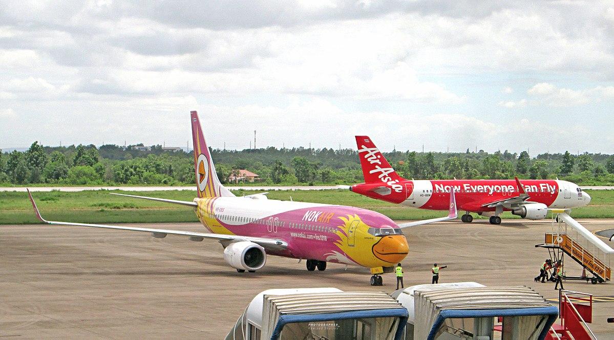 Le nombre d'appareils des compagnies low-cost thaïlandaises a triplé en l'espace de cinq ans