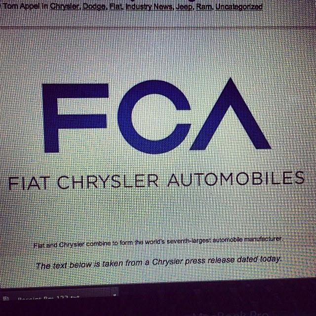 Le constructeur automobile italo-américain Fiat Chrysler a annoncé qu'il allait procéder au rappel de plusieurs millions de véhicules en Amérique du Nord