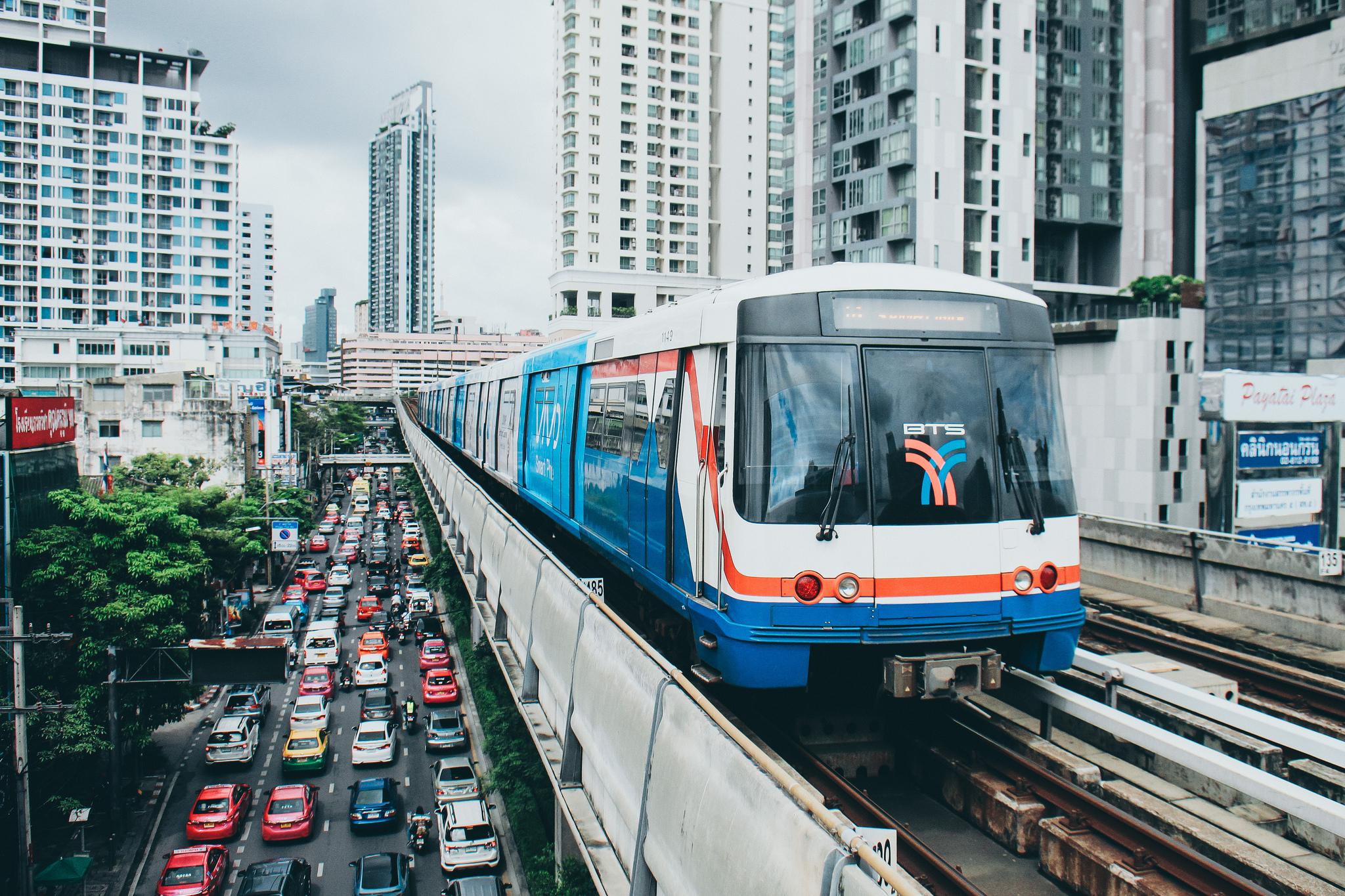 Les profits de l'exploitant du BTS Skytrain de Bangkok ont connu une augmentation impressionnante de 120 % lors du dernier exercice