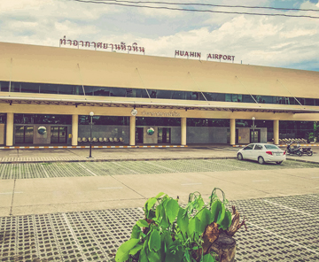L'aéroport de Hua Hin s'apprête à accueillir son premier vol international depuis Kuala Lumpur