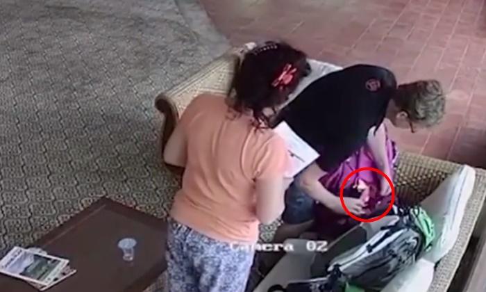 Un couple de français a été arrêté à Chiang Mai pour avoir volé un iPhone