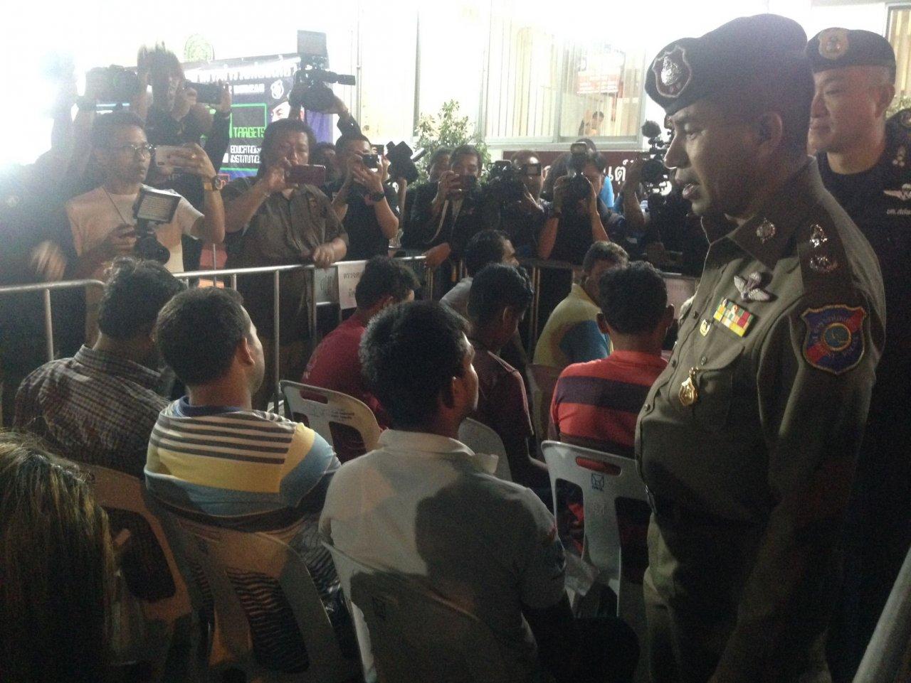 63 ressortissants étrangers ont été arrêtés lors d'une nouvelle opération de police, ciblant les personnes en situation irrégulière
