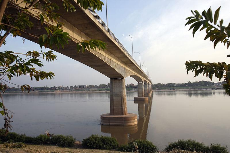 Les autorités finalisent le projet de 6e pont de l'amitié lao-thaïlandaise