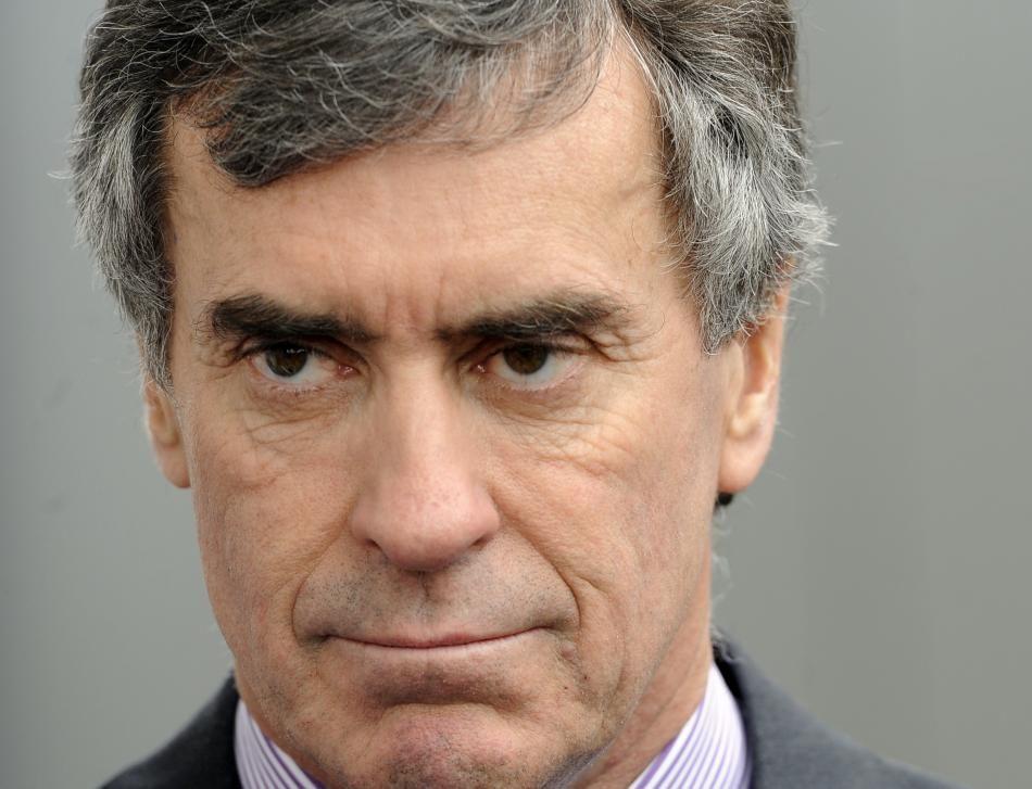 En France, l'ancien ministre du Budget a été condamné à 4 ans de prison