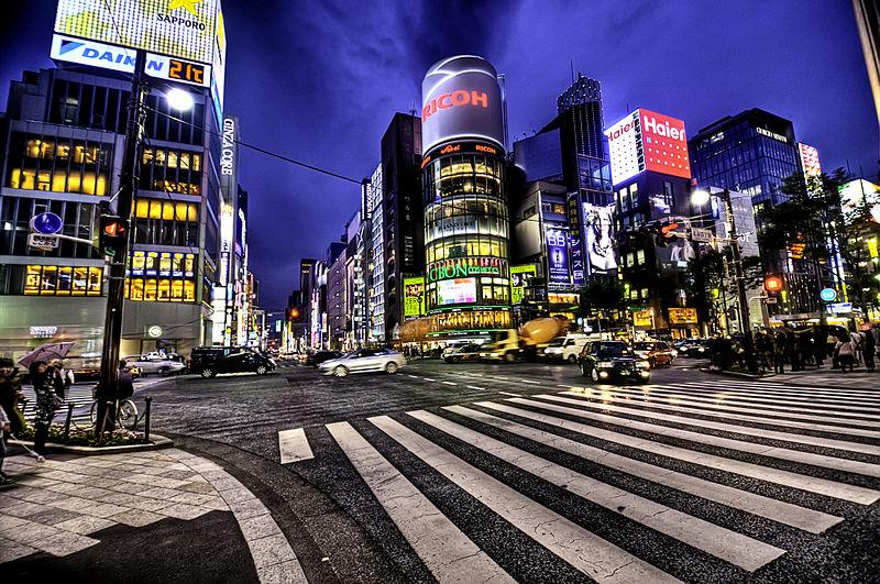 Au Japon, l'économie s'est contractée début 2018, après 8 trimestres consécutifs de croissance