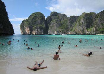 Koh Phi Phi : le plan de réhabilitation de Maya Bay est prêt