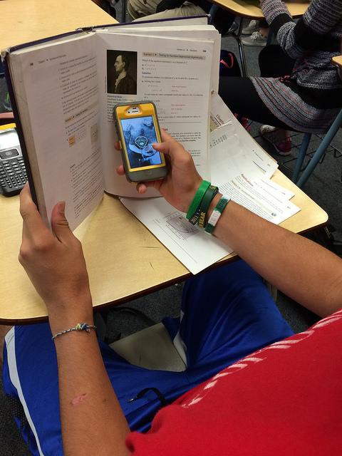 L'Assemblée nationale française a voté l'interdiction des téléphones portables dans les écoles