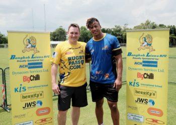 Bangkok : des stars internationales en visite pour promouvoir le rugby en Thaïlande