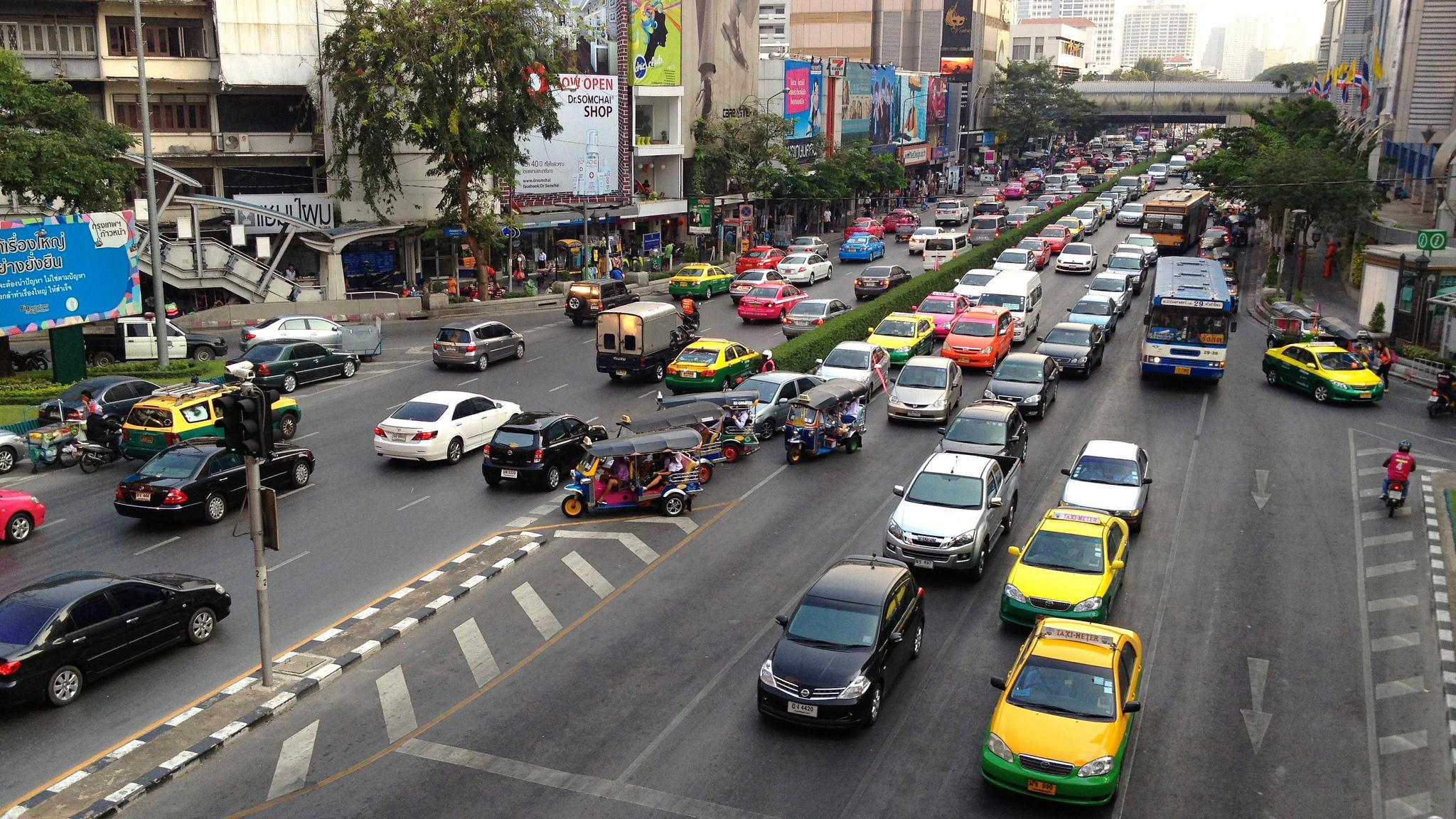 Les ventes d'automobiles ont augmenté de 28 % au mois de mai en Thaïlande