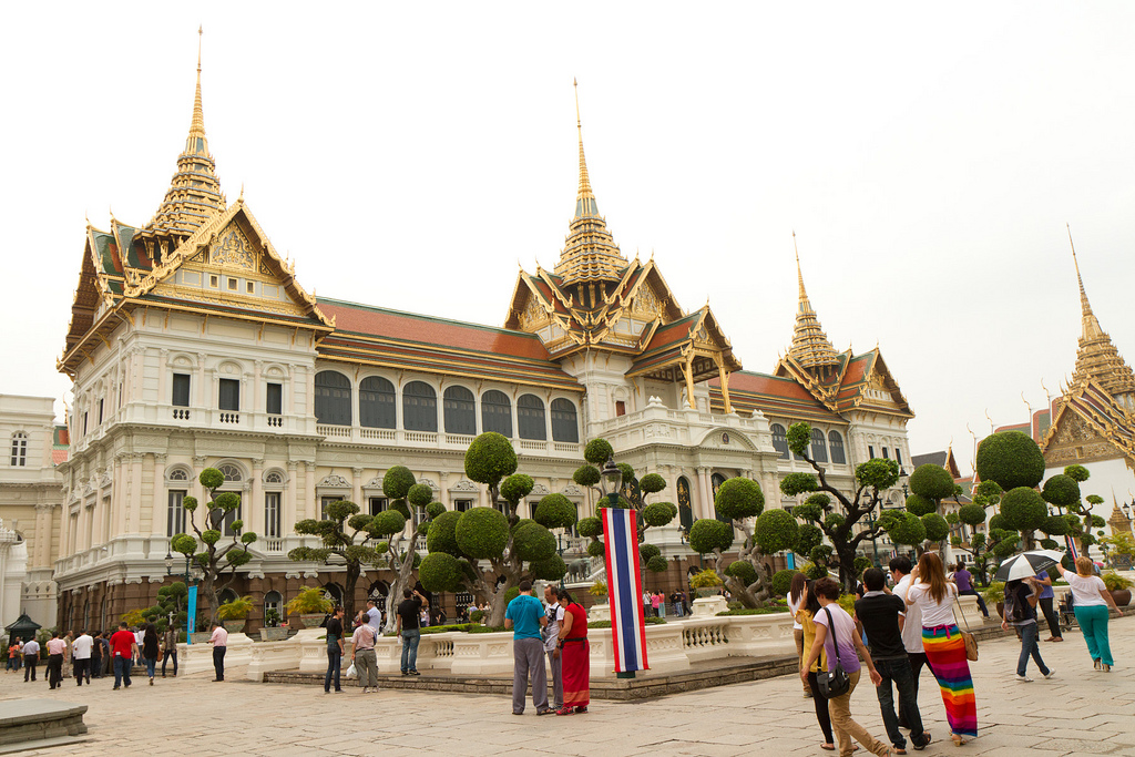 La Thaïlande a accueilli un total de 2,8 millions de touristes étrangers au mois de mai 2018