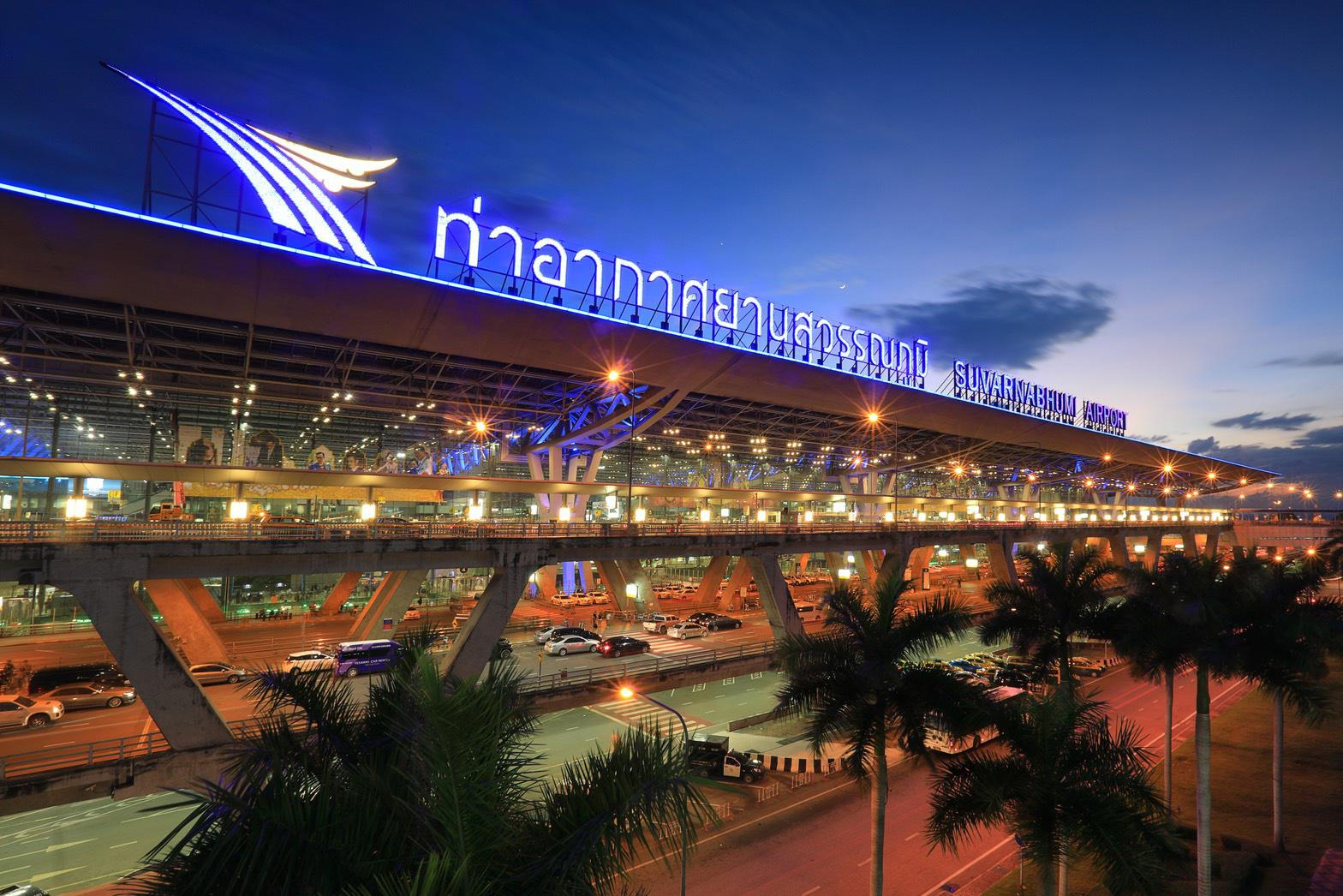 2,5 milliards de bahts vont être attribués à la réfection des voies de circulation de l'aéroport de Bangkok-Suvarnabhumi