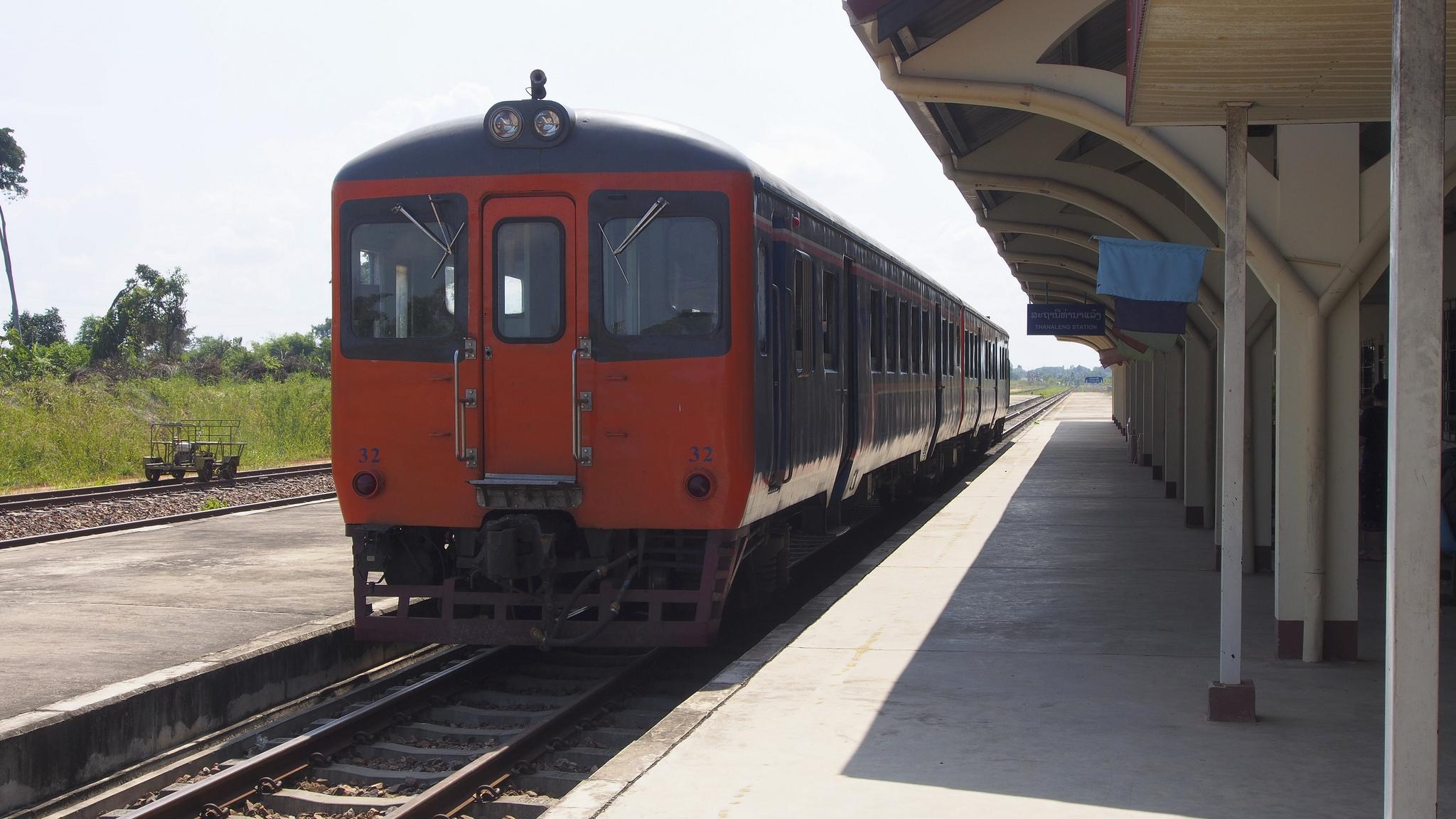 Les passagers ont désormais la possibilité de payer leurs billets de train par code QR en Thaïlande