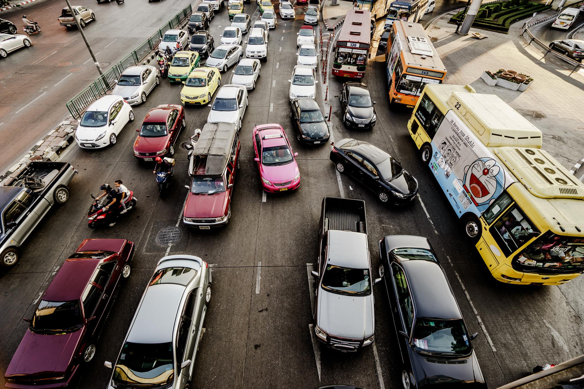Les ventes domestiques de voitures pourraient atteindre 980 000 unités cette année, selon les données de Toyota Thaïlande
