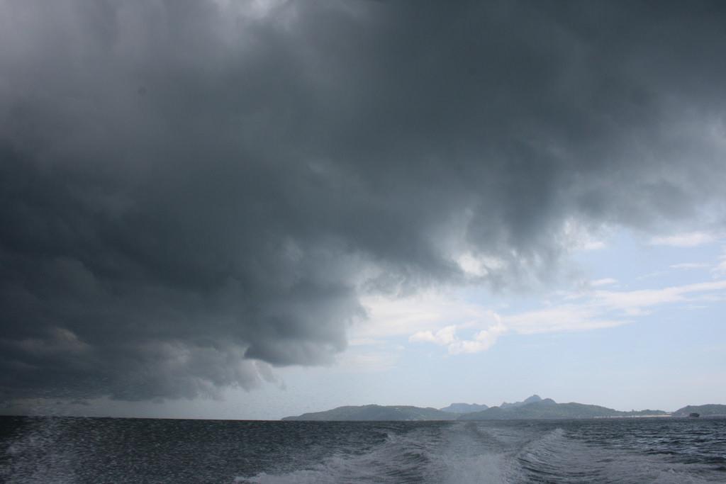 Des conditions météo difficiles devraient toucher le sud de la Thaïlande les prochains jours