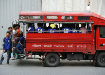 La Thaïlande compte l'un des taux de chômage parmi les plus bas du monde