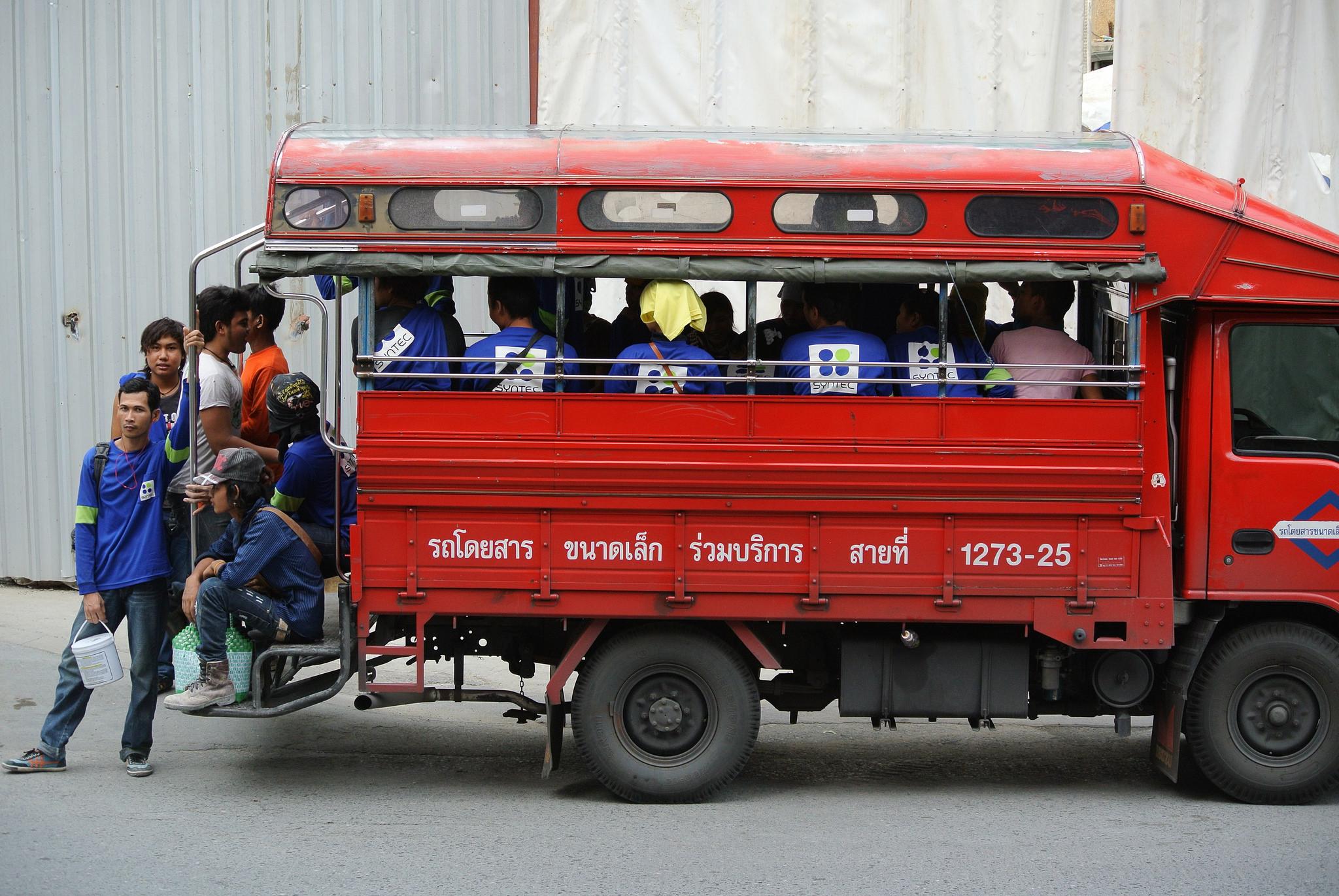 Le taux de chômage en Thaïlande est l'un des plus bas du monde