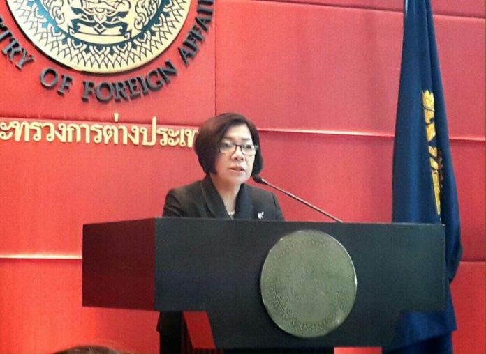 Les autorités thaïlandaises ont annoncé que 200 ressortissants étaient actuellement détenus en Corée du Sud