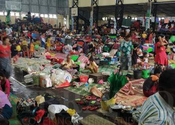 Birmanie : les inondations forcent plus de 16 000 personnes à quitter leur foyer