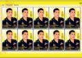 Nouveaux timbres pour marquer le 66e anniversaire de S. M. le Roi de Thaïlande