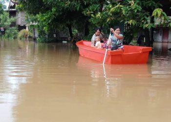 59 provinces thaïlandaises appelées à se préparer à des inondations et coulées de boue