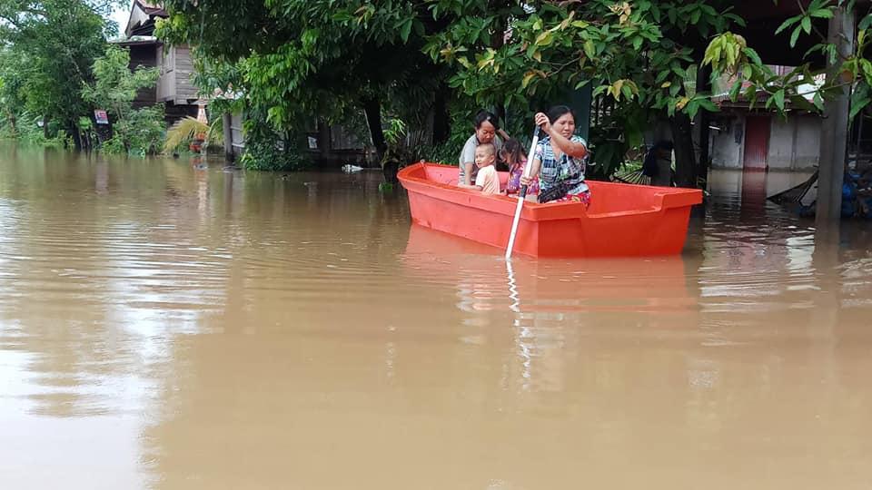 De nombreuses provinces thaïlandaises ont été invitées à se préparer face aux risques importants d'inondations et de coulées de boue