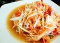 La salade som tam élue 5e meilleur plat au monde par Lonely Planet