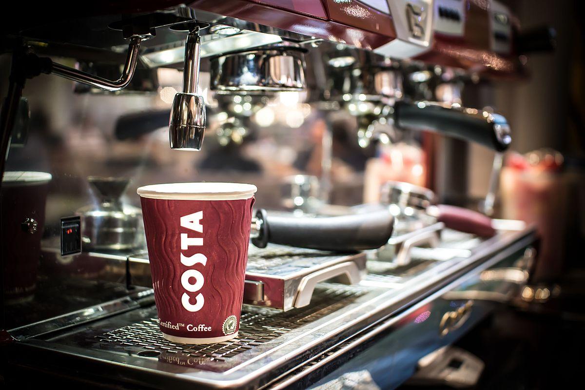 Le groupe américain Coca-Cola a annoncé le rachat du britannique Costa Coffee pour 5,1 milliards de dollars