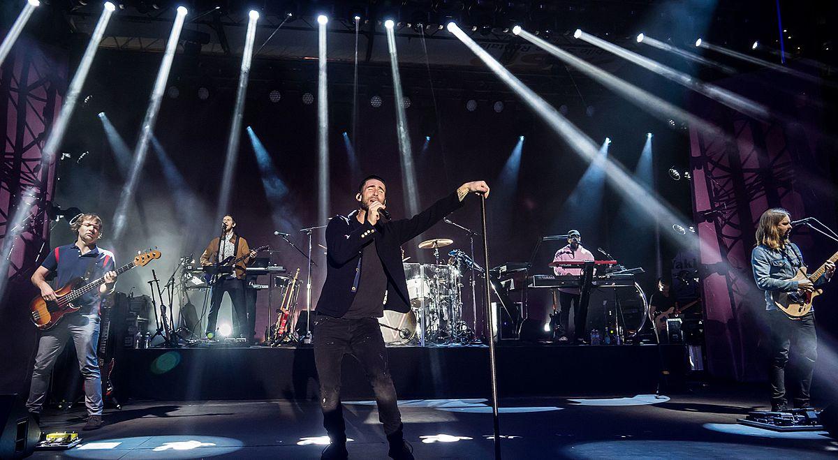 Le groupe Maroon 5 se produira à Bangkok le 9 mars prochain