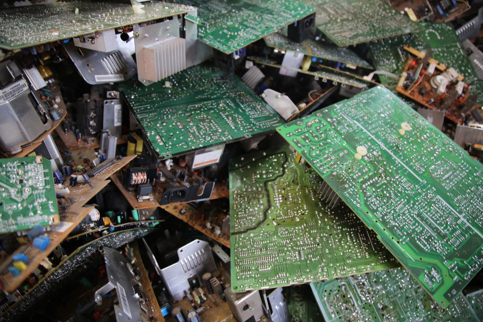 Le Gouvernement thaïlandais veut interdire complètement l'importation de déchets plastiques et électroniques d'ici deux ans