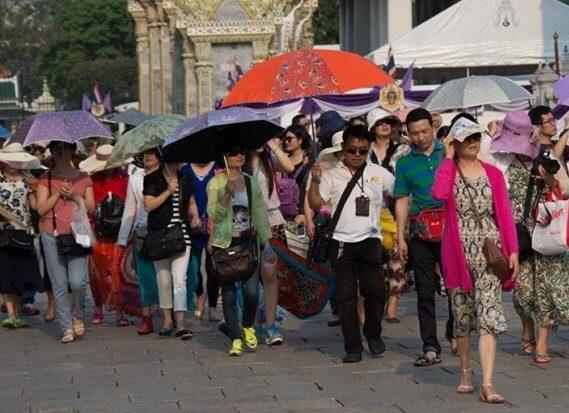 Le Japon a détrôné la Thaïlande en tant que pays le plus accueillant pour les touristes chinois
