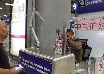 Les touristes chinois vont bénéficier de files spéciales dans 5 aéroports de Thaïlande