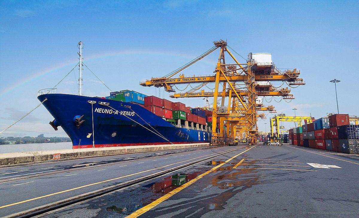 Les exportations de la Thaïlande ont poursuivi leur croissance en août 2018